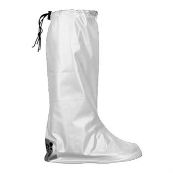 White Pocket Festival Wellies - L (UK 8-10)